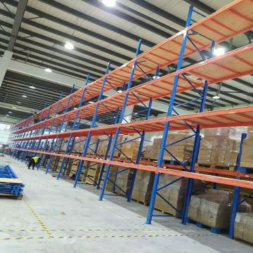 High Quality Industrial Heavy Duty Shelving Arm Racking System