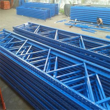 Selective Metal Heavy Duty Industrial Warehouse Shelving
