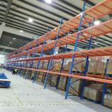 Industry Storage Pallet Rack Support Warehouse Mezzanine Floor